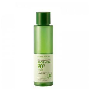 NATURE REPUBLIC Soothing & Moisture Aloe Vera 90% Toner 160ml