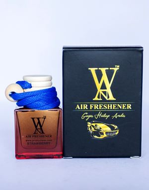 WAN AIR FRESHENER - STRAWBERRY
