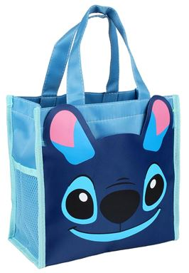 Hand Carry Cartoon Lunch Bag ( STICH )