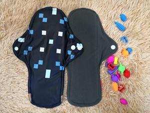 Cloth Pad -Modern ( Constructive) Size L