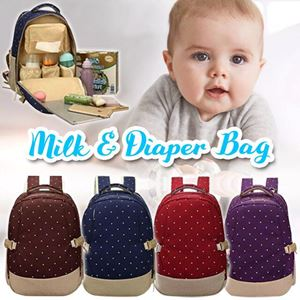 DIAPER BAGS FOR MUMMY/DADDY