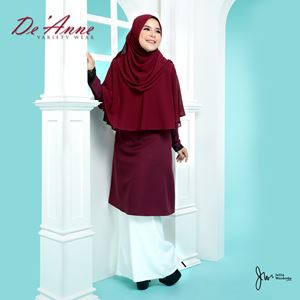 DE'ANNE VARIETY WEAR (ROSE MAROON)