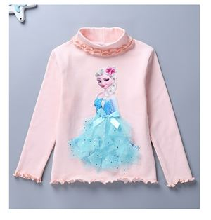 Princess Elsa Long Sleeve T-Shirt