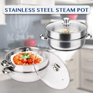 STAINLESS STEEL STEAM POT ETA 22 SEPT 20
