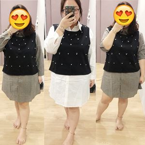 ED78 Ready Stock  *Bust 40-52 inch /