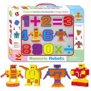 BB93 CHILDREN EDUCATIONS TOYS  - NUMBERST