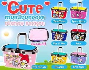 Cute Multipurpose Disney Basket