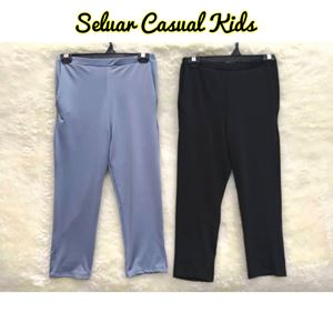 Kids Casual Pant