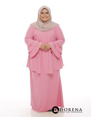 KURUNG MOLEK Pink