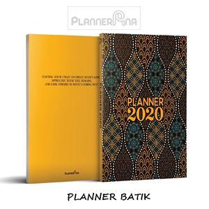 PLANNER BATIK