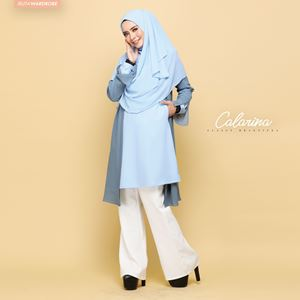 CALARINA CLASSY BEAUTIFUL (WAVE BLUE)