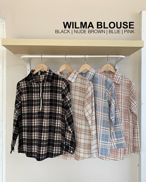 Wilma blouse