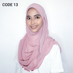 Shawl Block Dbatoo Code 13