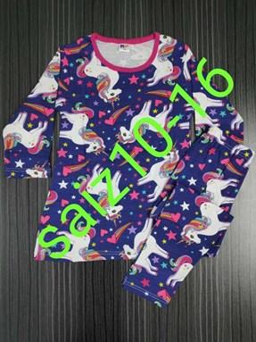 Pyjamas Unicorn Valley :  Big Size 10-16