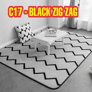 C17 - Black Zig Zag