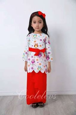 Kurung Scallop Owl by Coolelevs - 02