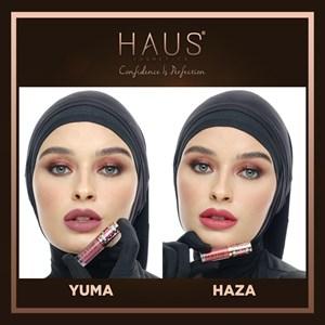 HAUS COSMETICS Matte Creamy Lips