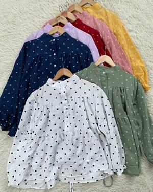 Haida blouse