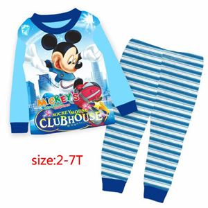 8684 Cuddleme 'Mickey Mouse' PYJAMA (2T-7T)