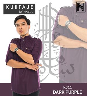 Kurtaje by Hana (Dark Purple)