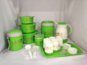 21 PCS FAMILY PICNIC SET