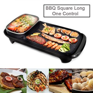 BBQ Square Long One Control