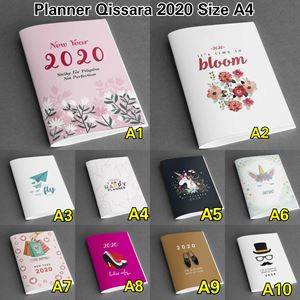 Planner Qissara 2020 (Size A4)