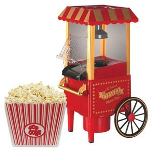 Popcorn Maker Classic Red