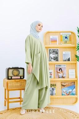 MULAN BASIC - DUSTY GREEN