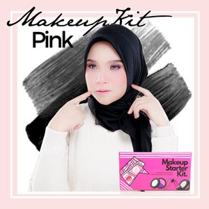 Makeup Kit 2in1 (For Light & Medium Skin)