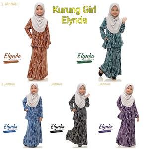 Kurung Girl Elynda (L-2XL)
