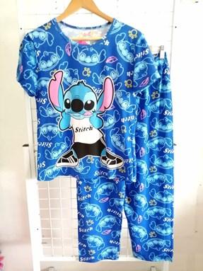Pyjamas Dewasa Lilo and Stitch 4