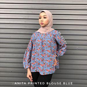 ANITA PRINTED BLOUSE