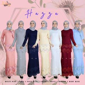 HAZZA EXCLUSIVE KURUNG