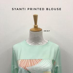 SYANTI PRINTED BLOUSE