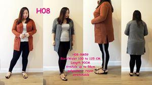 H08 *Bust/Waist  39-49