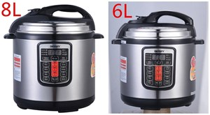 (PRE ORDER) DIRECT SHIPPING ONLY PRESSURE COOKER DESSINI