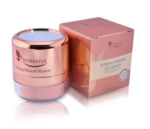 NURRAYSA Shining Mineral Blusher