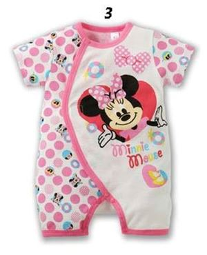 @  C1320  MINNIE ROMPER