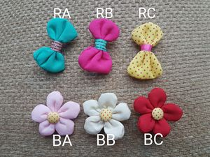 10pcs Cutie Kids Soft Brooch
