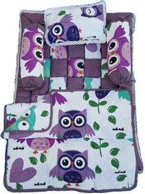 07 BABY TOTO 5PC SET PATCHWORK