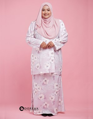 Kurung Nadeeya (Purple)