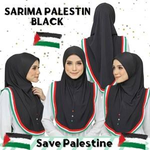 SARIMA PALESTIN BLACK