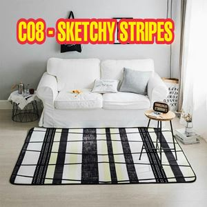 C08 - Sketchy Stripes