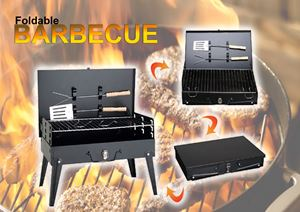 Foldable Barbecue Rack