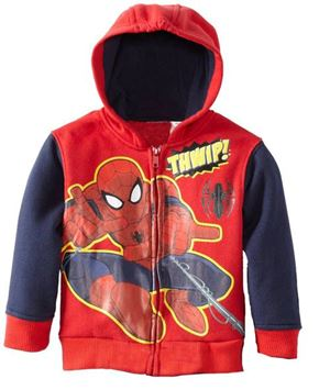 @  H232-C  SPIDERMAN JACKET ( SZ 80-110 )