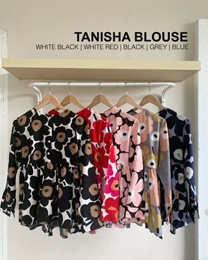 Tanisha blouse