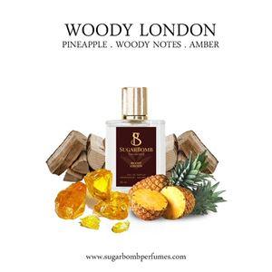 WOODY LONDON - 30 ML