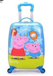 CLEARANCE SALE CUTIE KIDS TROLLEY BAG 19