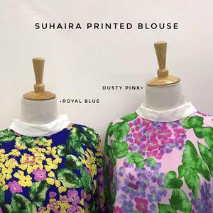 SUHAIRA PRINTED BLOUSE